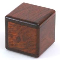 wooden box 200x200
