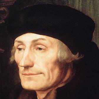 Desiderius Erasmus (1466-1536) knew a thing or two about indwelling language.