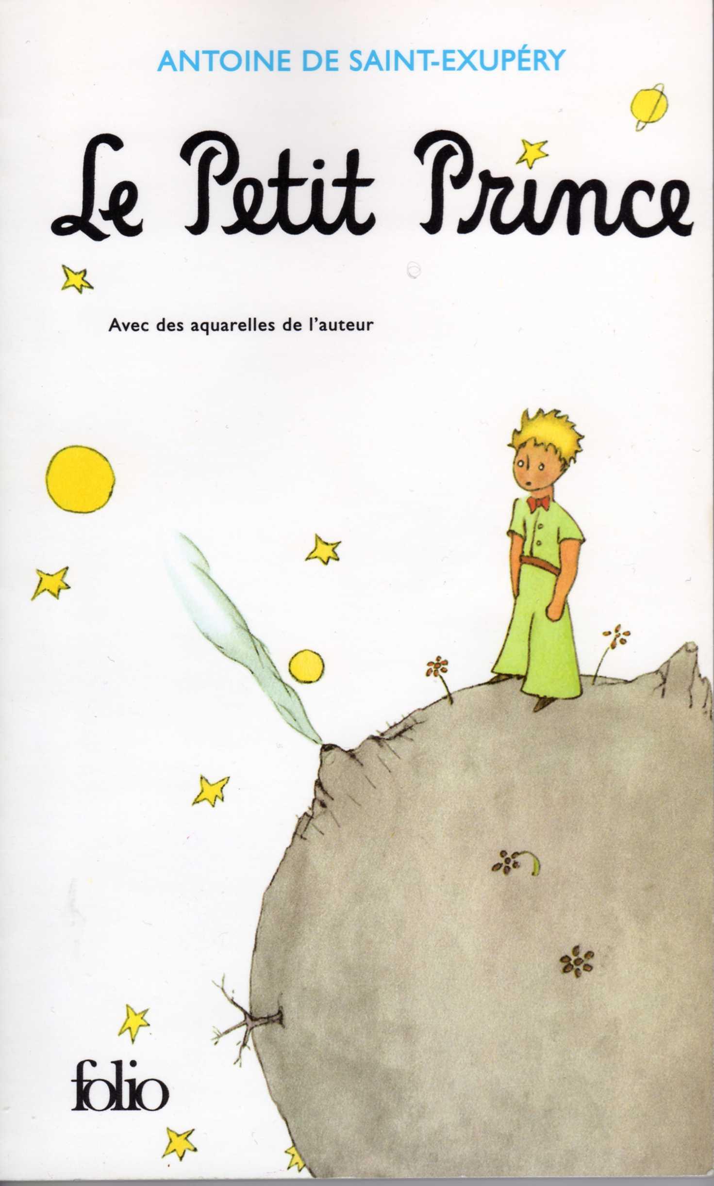 Le Petit Prince cover