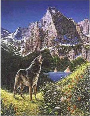 Cry wolf (wolf, wolf,...)?