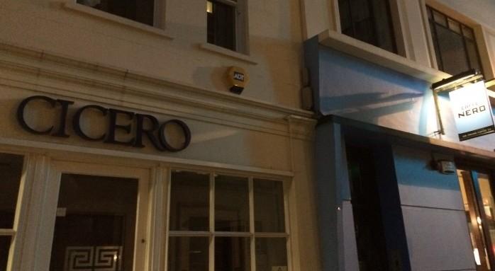 Cicero Caffe Nero