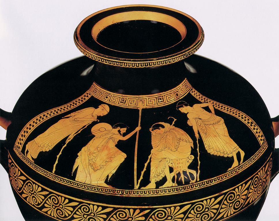 greek vase