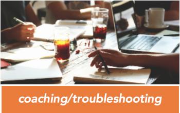 Indwelling Language coaching/troubleshooting