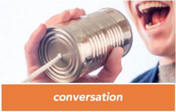 Indwelling Language conversation