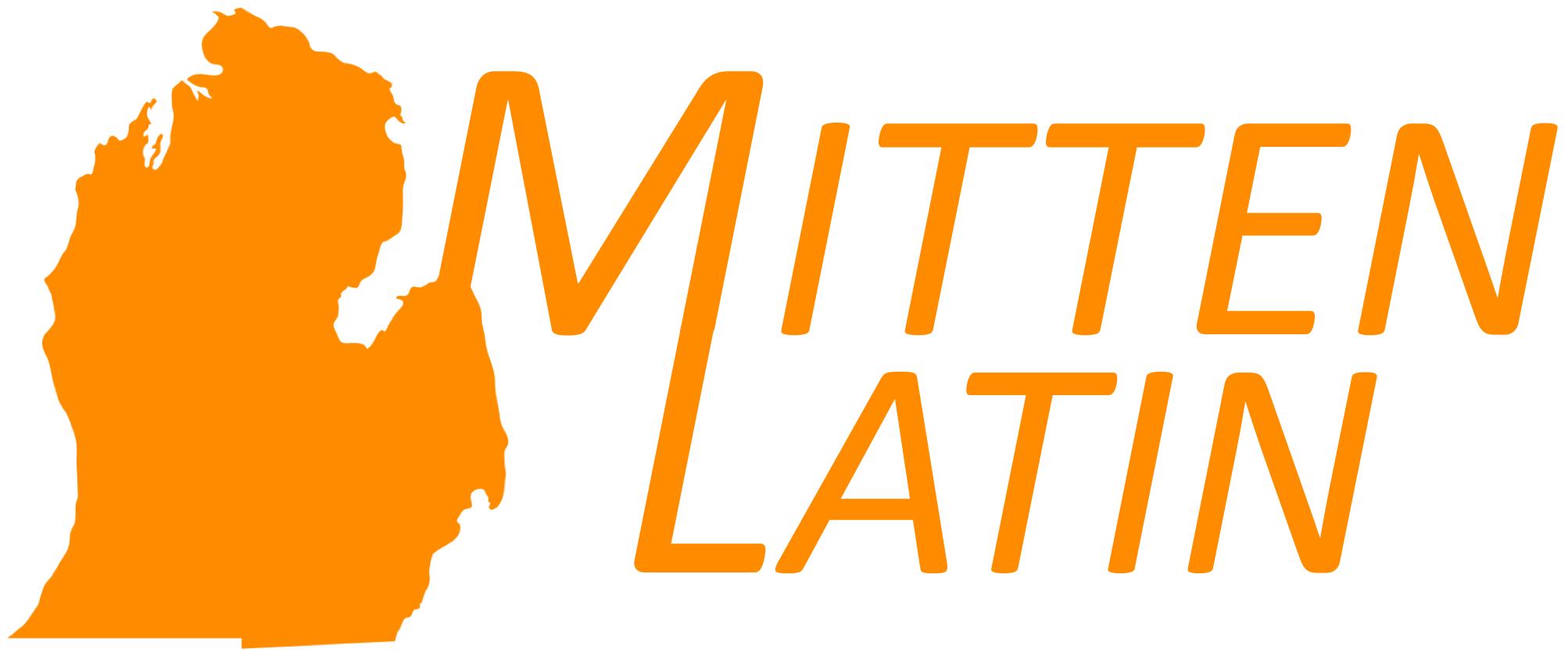 Mitten Latin logo