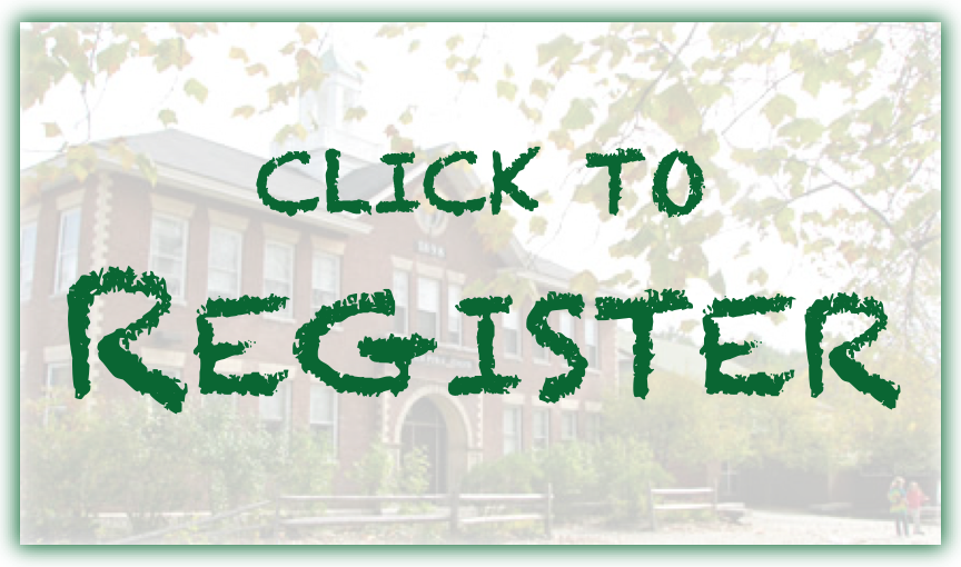 Latin on the Green registration button with Marion Cross School