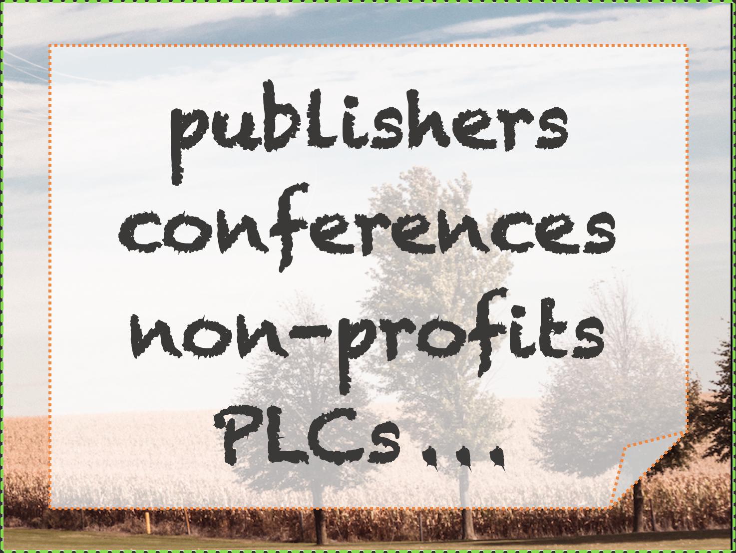 Indwelling Language services for publishers conferences non-profits PLCs + more