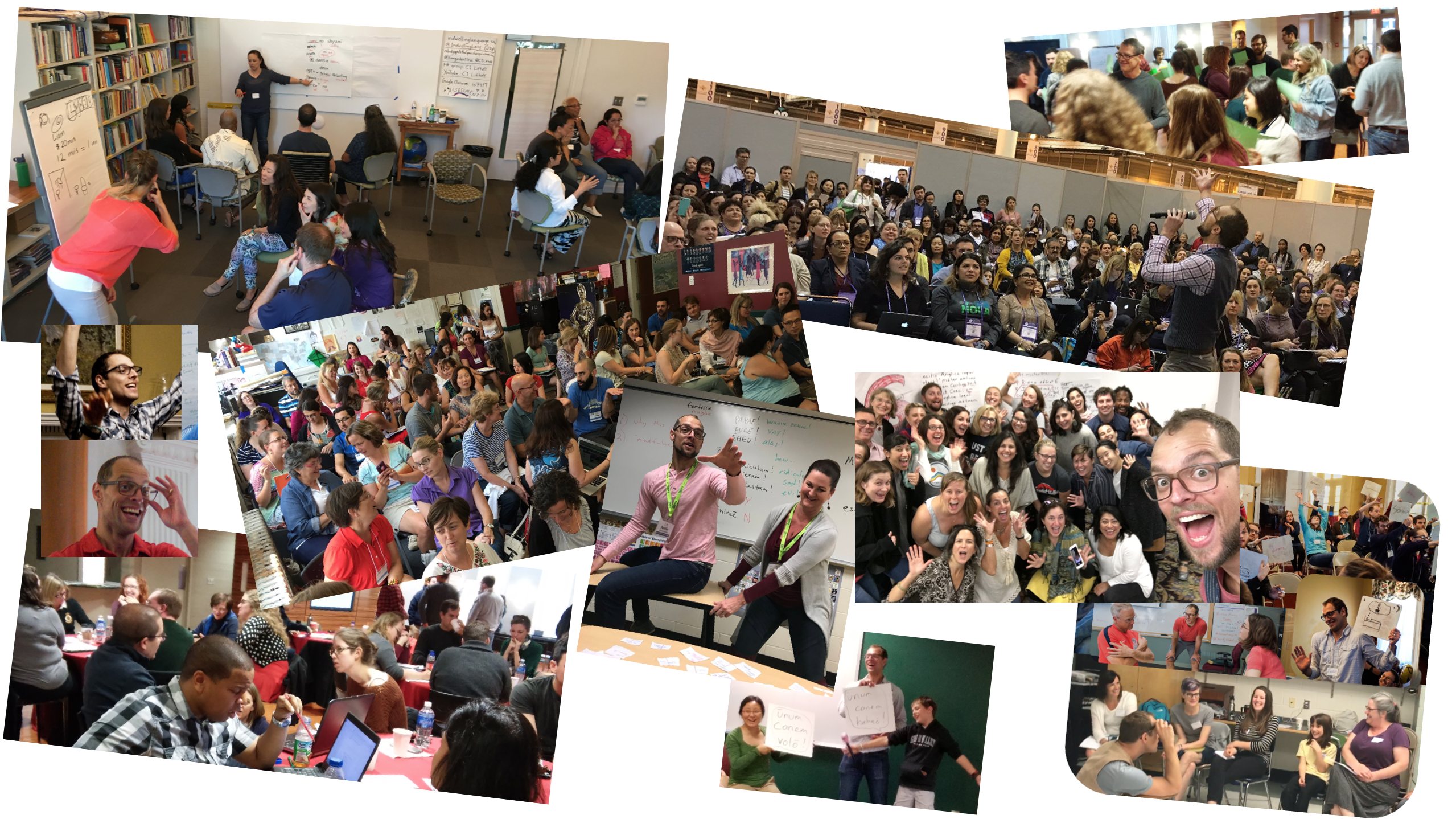 collage of JSB Teaching & workshop