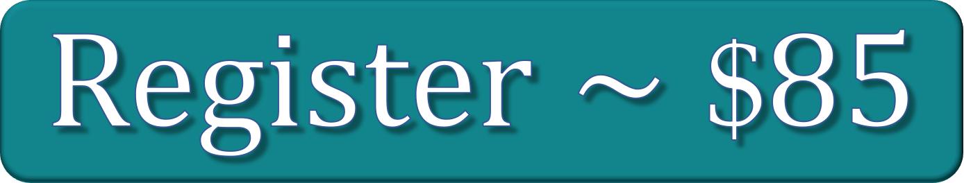 teal registration button register - $85