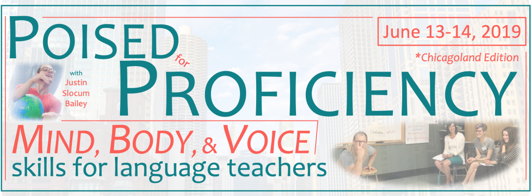 Poised for Proficiency Chicago banner banner image - June 13-14, 2019