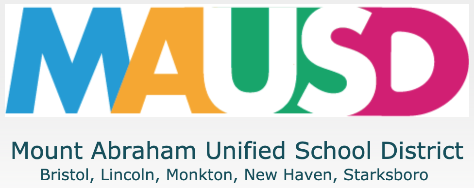 logo of Mount Abraham Unified School District, Vermont