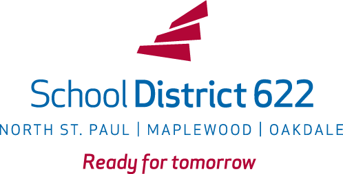 Logo of School District 622 in Saint Paul, Minnesota