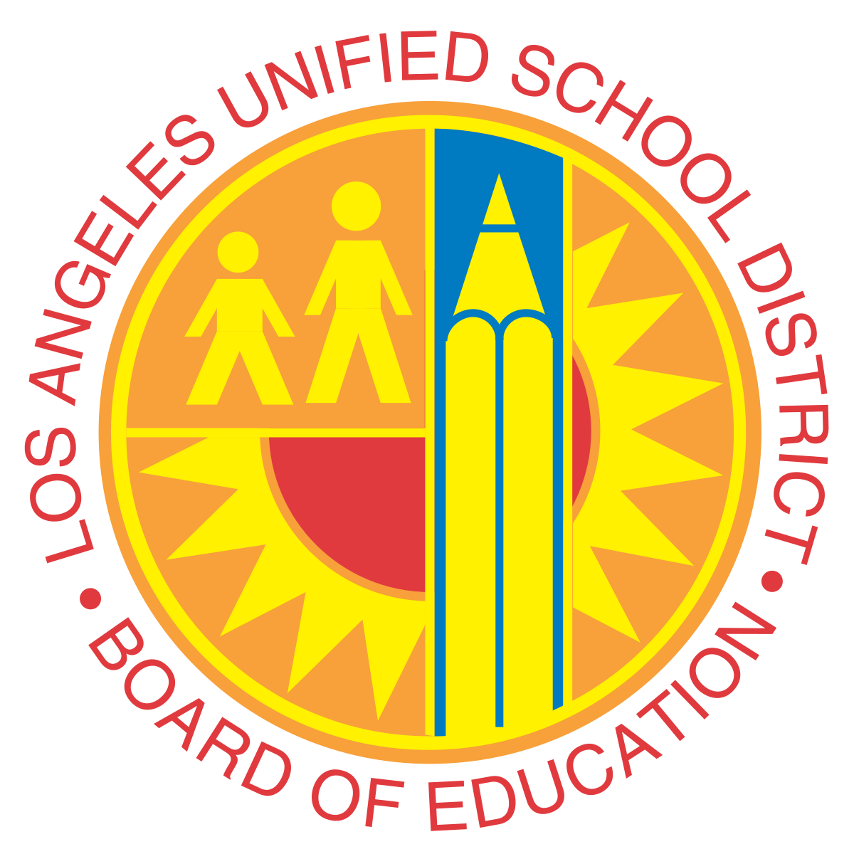 Logo of Los Angeles Unified School District