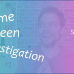 "Banner with text ""Home Screen Investigation—Low-Prep Strategy of the Week #9"""